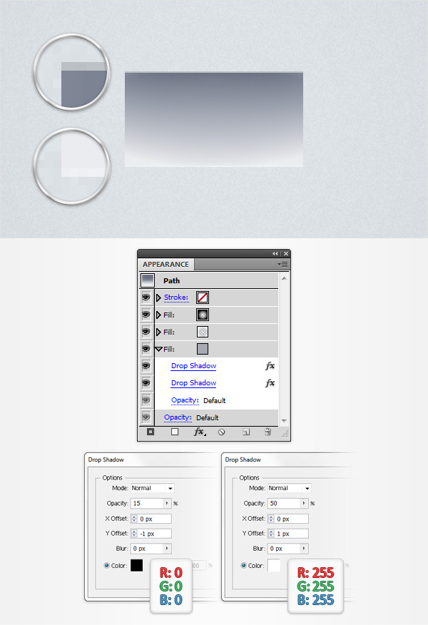 How to Create a Neat Switch Button in Adobe Illustrator 8
