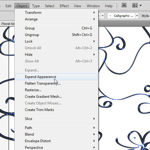 How to Create a Seamless Wallpaper in Adobe Illustrator 23