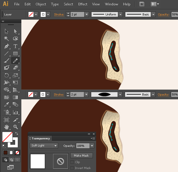 Create a Delicious Ice Cream Bar in Adobe Illustrator 16