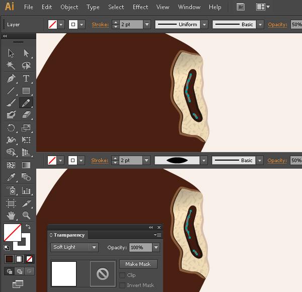 Create a Delicious Ice Cream Bar in Adobe Illustrator 16