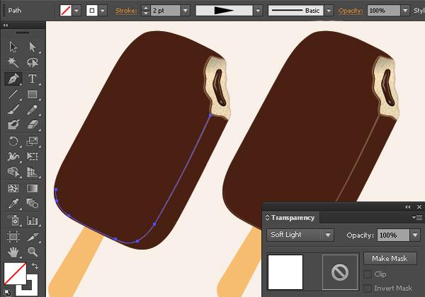 Create a Delicious Ice Cream Bar in Adobe Illustrator 17