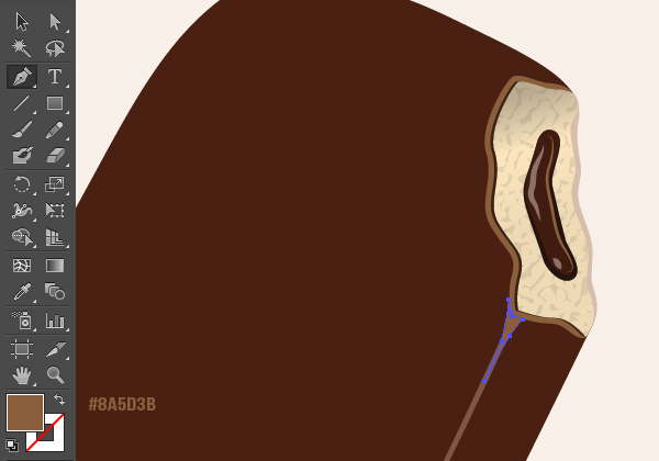 Create a Delicious Ice Cream Bar in Adobe Illustrator 18