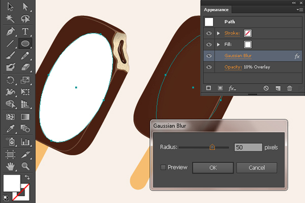 Create a Delicious Ice Cream Bar in Adobe Illustrator 20