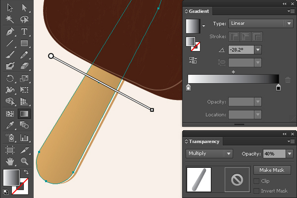 Create a Delicious Ice Cream Bar in Adobe Illustrator 23