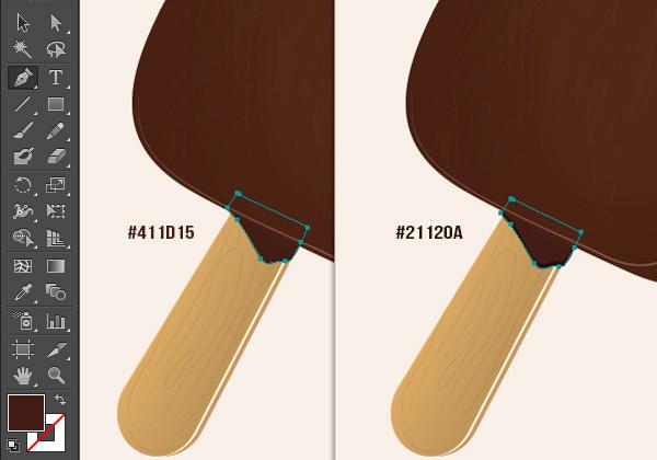Create a Delicious Ice Cream Bar in Adobe Illustrator 25