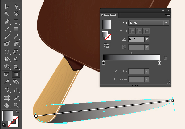 Create a Delicious Ice Cream Bar in Adobe Illustrator 27