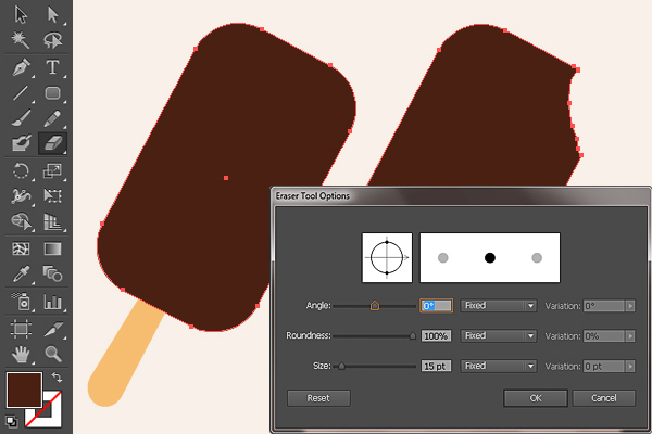 Create a Delicious Ice Cream Bar in Adobe Illustrator 8