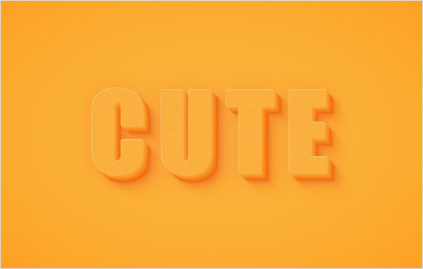 How to Create an Editable 3D Text Effect in Adobe Illustrator 17