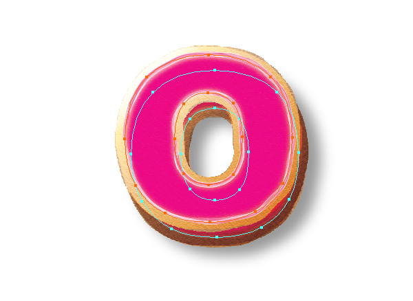 Create Yummy Donut Text Effect in Adobe Illustrator 12