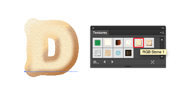 Create Yummy Donut Text Effect in Adobe Illustrator 3