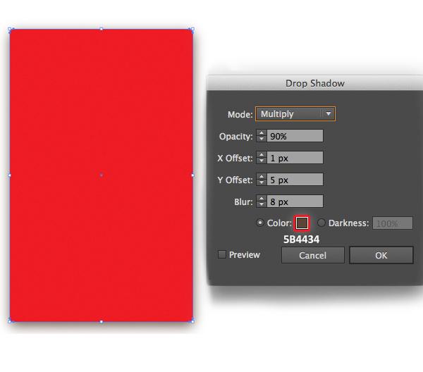 Create a Chalkboard Menu in Adobe Illustrator 1