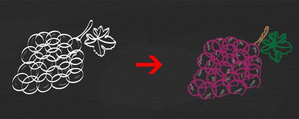 Create a Chalkboard Menu in Adobe Illustrator 22