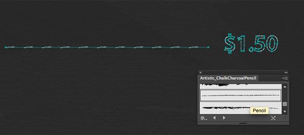 Create a Chalkboard Menu in Adobe Illustrator 24