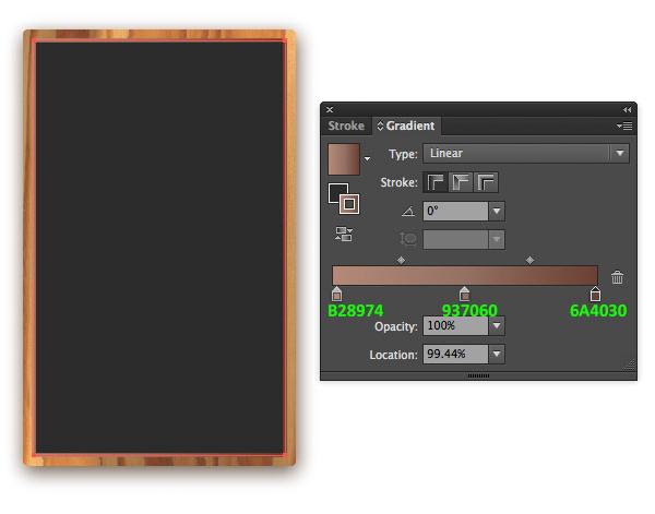 Create a Chalkboard Menu in Adobe Illustrator 5