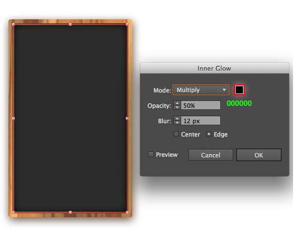 Create a Chalkboard Menu in Adobe Illustrator 6