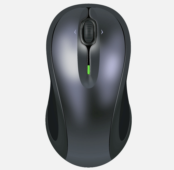 how to draw a computer mouse in illustrator