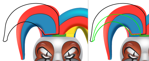 How to Create a Clown Face in Adobe Illustrator 108