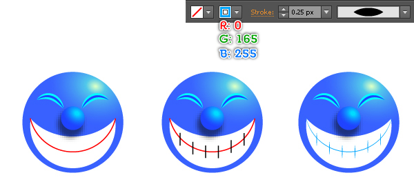How to Create a Clown Face in Adobe Illustrator 121