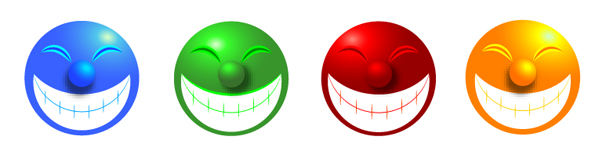 How to Create a Clown Face in Adobe Illustrator 122
