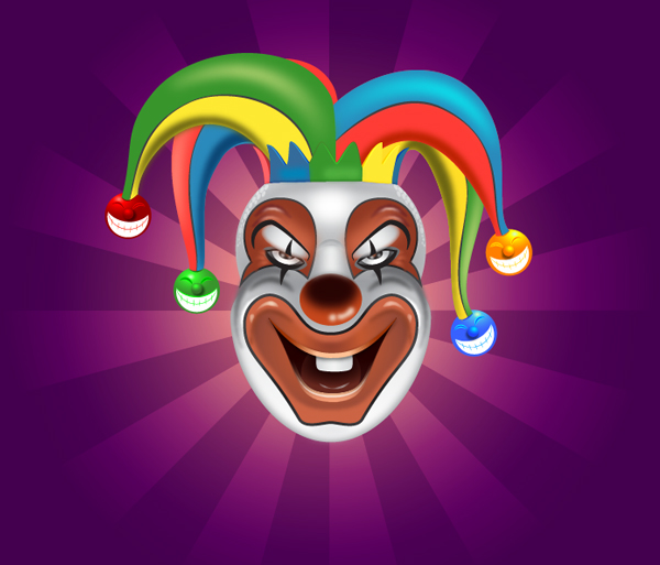 How to Create a Clown Face in Adobe Illustrator