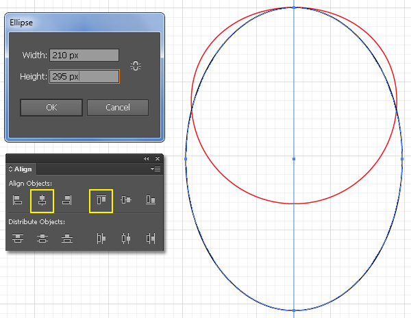 How to Create a Clown Face in Adobe Illustrator 3