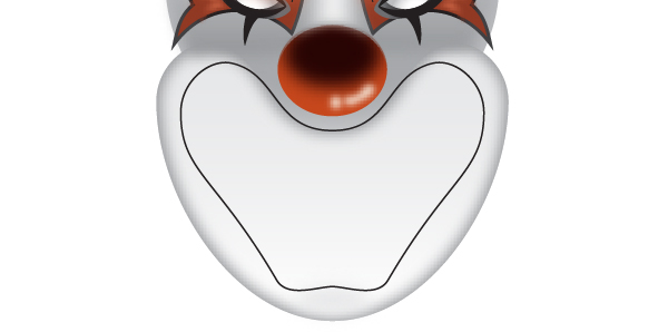 How to Create a Clown Face in Adobe Illustrator 45