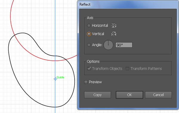How to Create a Clown Face in Adobe Illustrator 5_04