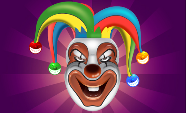 Create a Clown Face in Adobe Illustrator