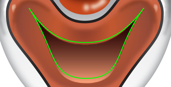 How to Create a Clown Face in Adobe Illustrator 61