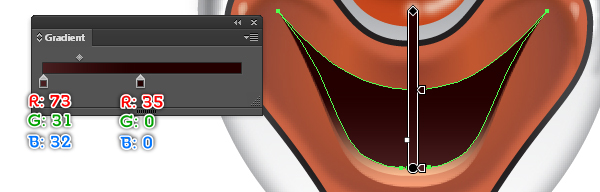 How to Create a Clown Face in Adobe Illustrator 64