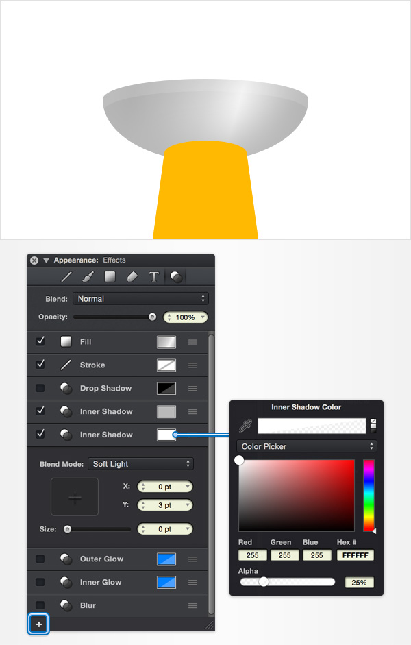 How to Create a Pin Icon in iDraw for Mac 16