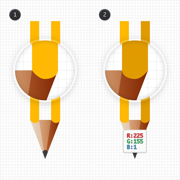 How to Create a Pencil Illustration in iDraw for Mac 12