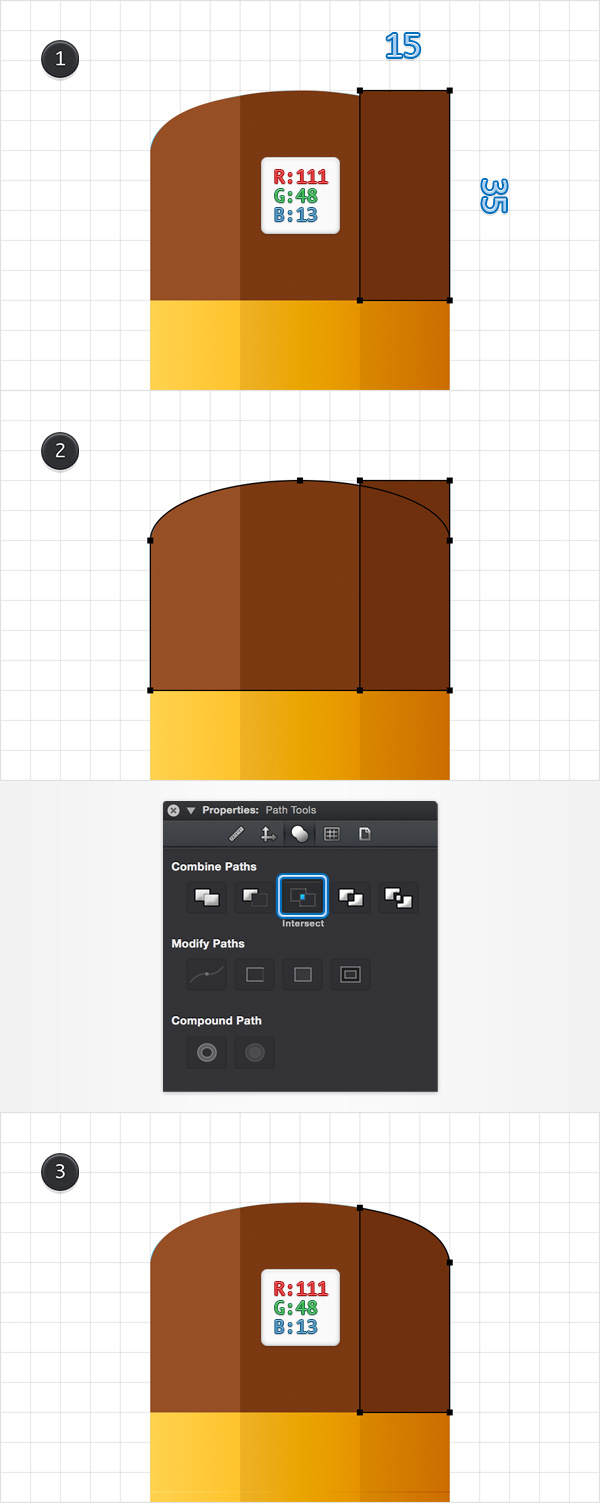 How to Create a Pencil Illustration in iDraw for Mac 19