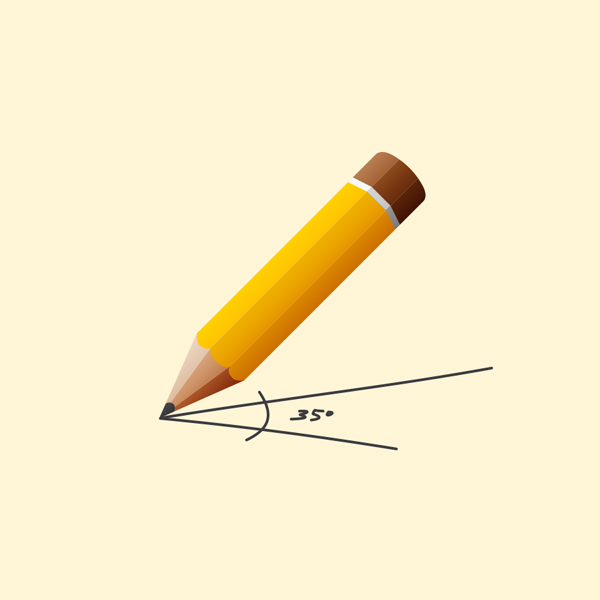 How to Create a Pencil Illustration in iDraw for iPad