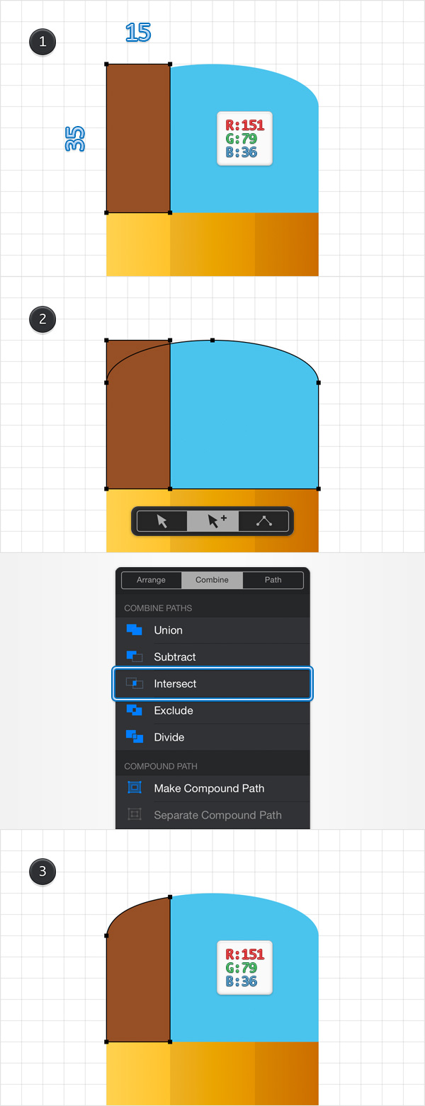 How to Create a Pencil Illustration in iDraw for iPad 17