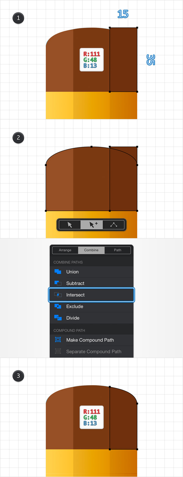 How to Create a Pencil Illustration in iDraw for iPad 19