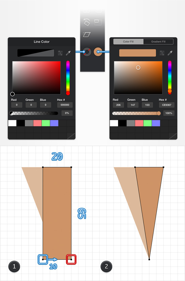 How to Create a Pencil Illustration in iDraw for iPad 3
