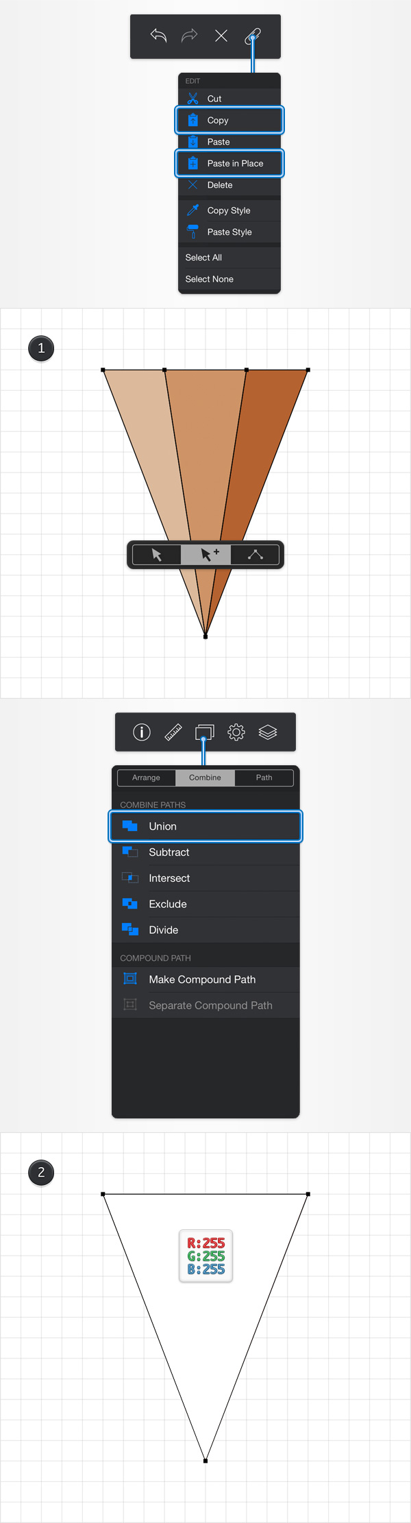 How to Create a Pencil Illustration in iDraw for iPad 5