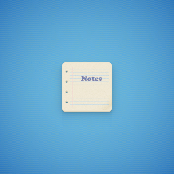 How to Create a Notes Icon in Adobe Illustrator