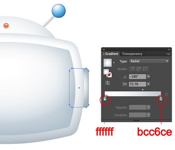 Create a Cool Robot Character in Illustrator 18