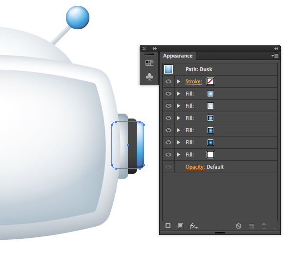 Create a Cool Robot Character in Illustrator 20