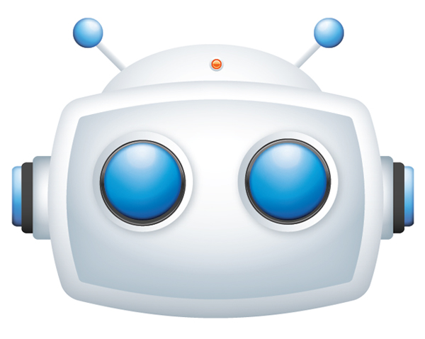 Create a Cool Robot Character in Illustrator 27
