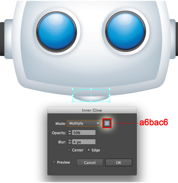 Create a Cool Robot Character in Illustrator 29