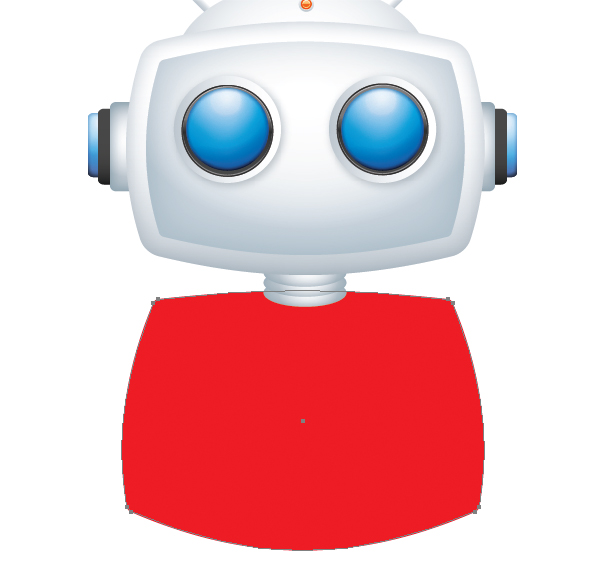 Create a Cool Robot Character in Illustrator 31