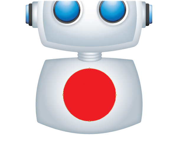 Create a Cool Robot Character in Illustrator 34