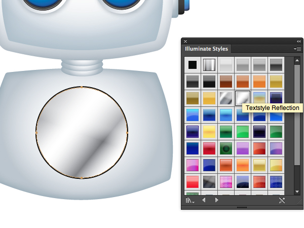 Create a Cool Robot Character in Illustrator 35