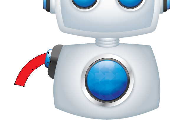 Create a Cool Robot Character in Illustrator 51