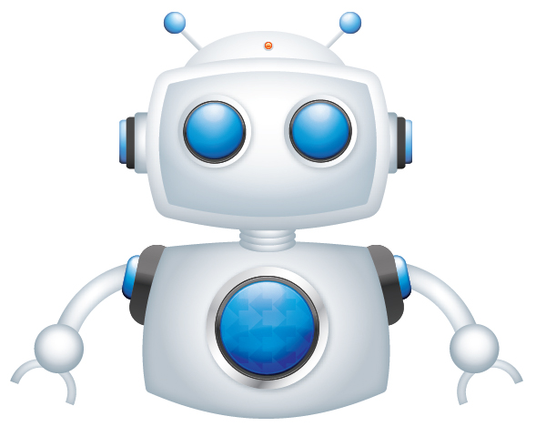 Create a Cool Robot Character in Illustrator 60