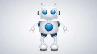 Create a Robot Character in Illustrator