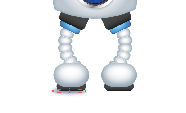Create a Cool Robot Character in Illustrator 75